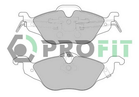 Bremsklötze PROFIT 5000-1293