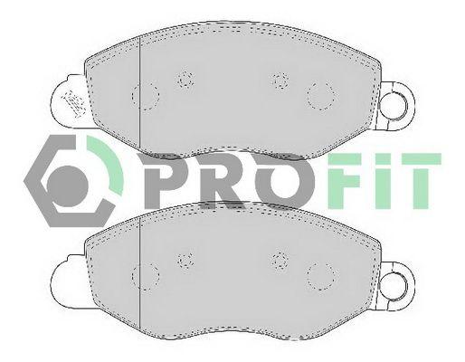 Bremsbeläge PROFIT 5000-1461