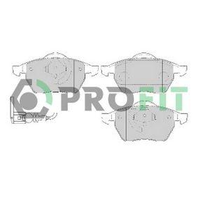 Bremsbelagsatz Scheibenbremse DELPHI LP1525