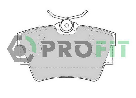 Bremsklötze PROFIT 5000-1516