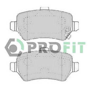 Bremsbeläge PROFIT 5000-1521