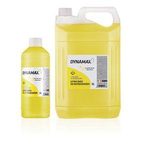 ostke ja asendage Klaasipuhasti DYNAMAX 500018
