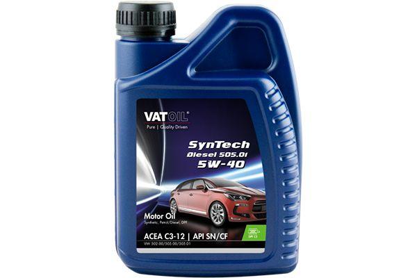 FordM2C917A VATOIL SynTech, Diesel 505.01 5W-40, 1l, Synthetiköl Motoröl 50044 günstig kaufen