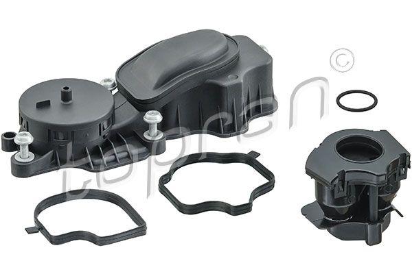 502 001 TOPRAN Entlüftungsventil, Zylinderkopf, mit Dichtungen, mit Schrauben Ventil, Kurbelgehäuseentlüftung 502 001 günstig kaufen