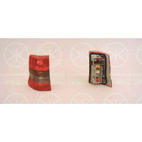 Pirkti 50500756 KLOKKERHOLM dešinė, be lemputės laikiklio Kombinuotas galinis žibintas 50500756 nebrangu