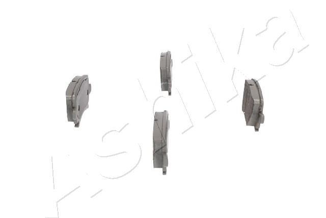 510000007 Bremsbeläge ASHIKA 51-00-00007 - Große Auswahl - stark reduziert