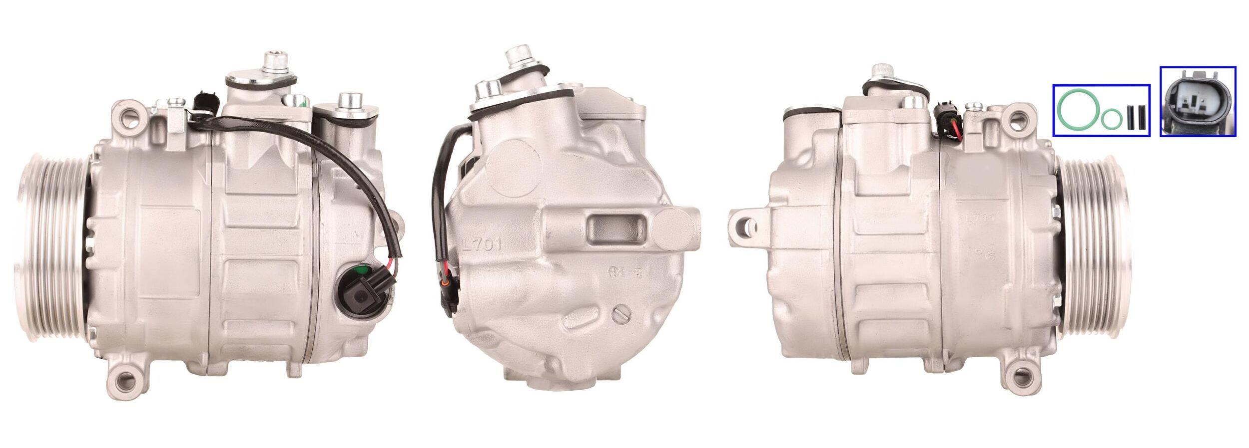Original MERCEDES-BENZ Klimakompressor 51-0257