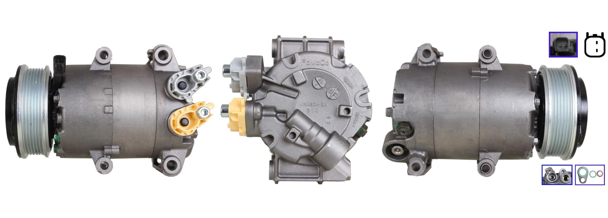 Original LEXUS Kompressor Klimaanlage 51-0900
