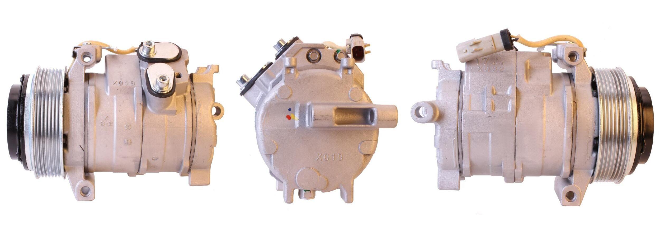 Original JEEP Kompressor Klimaanlage 51-0904