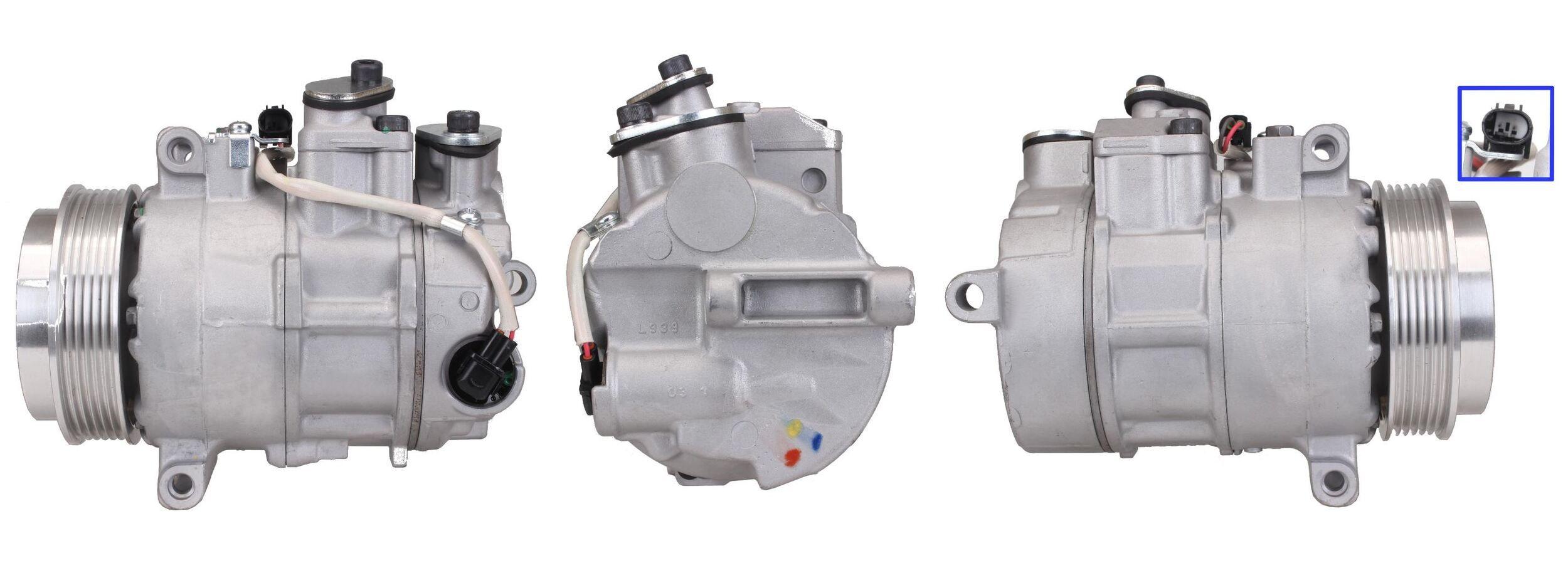 Original MERCEDES-BENZ Kompressor Klimaanlage 51-0915