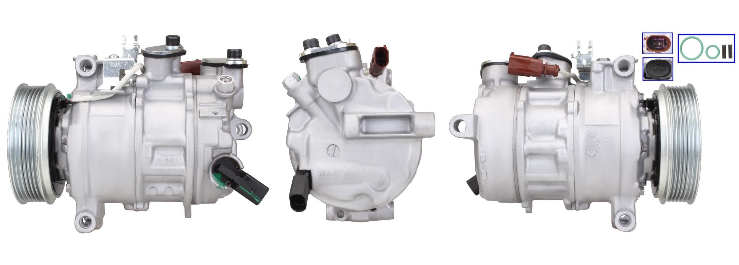 Original MITSUBISHI Kompressor Klimaanlage 51-0966