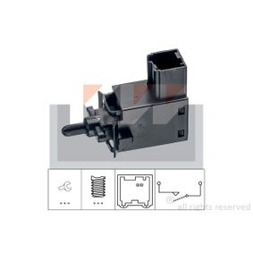 EPS1810242 KW Made in Italy - OE Equivalent Schalter, Kupplungsbetätigung (GRA) 510 242 günstig kaufen