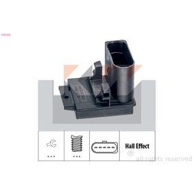 EPS1810310 KW Made in Italy - OE Equivalent Schalter, Kupplungsbetätigung (GRA) 510 310 günstig kaufen