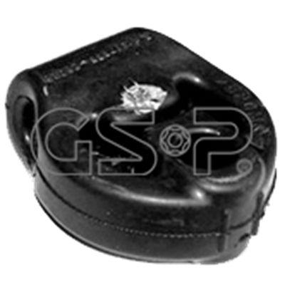 Halterung Auspuff GSP 517662