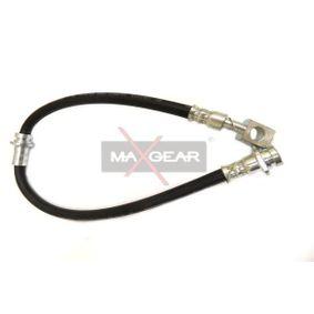 52-0158 MAXGEAR Länge: 542mm Bremsschlauch 52-0158 günstig kaufen