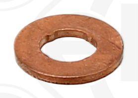 13537809190 ELRING Innendurchmesser: 7,6mm, Ø: 15mm, Kupfer Dichtring, Düsenhalter 293.140 günstig kaufen