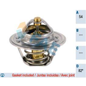 5201782 FAE Öffnungstemperatur: 82°C, mit Dichtungen Thermostat, Kühlmittel 5201782 günstig kaufen