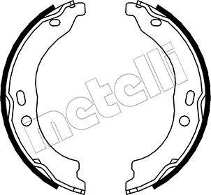 Handbremse METELLI 53-0094
