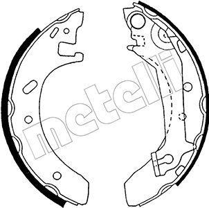 METELLI: Original Trommelbremsen set 53-0124 (Breite: 38mm)