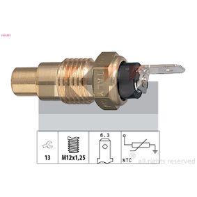 Kúpte a vymeňte Snímač teploty chladiacej kvapaliny KW 530 223
