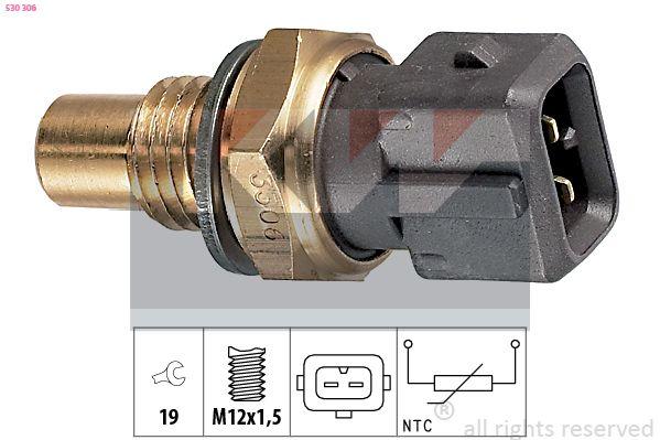 EPS1830306 KW Made in Italy - OE Equivalent Sensor, Öltemperatur 530 306 günstig kaufen