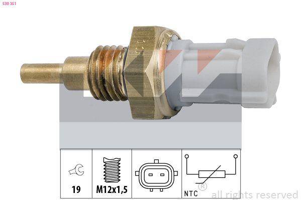 EPS1830351 KW Made in Italy - OE Equivalent Sensor, Öltemperatur 530 351 günstig kaufen