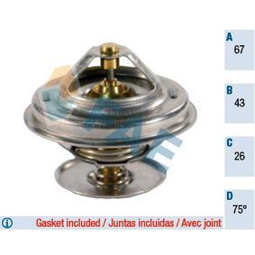 Thermostat, Kühlmittel FAE 5300275 mit 15% Rabatt kaufen