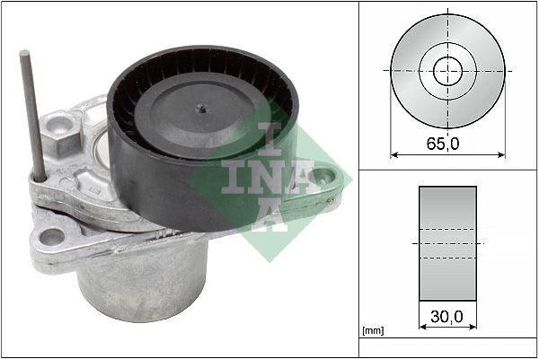 INA: Original Spannarm 534 0624 10 (Ø: 65,00mm, Breite: 30,00mm)