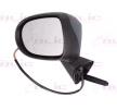 Außenspiegel 5402-09-2002201P Modus / Grand Modus (F, JP) 1.5 dCi 90 88 PS Premium Autoteile-Angebot