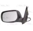 Alkar 6141041 Outside Complete Electric Primed Aspherical Mirror with Blinker