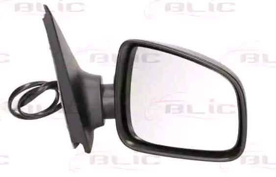 Original Backspeglar 5402-67-2001148P Dacia