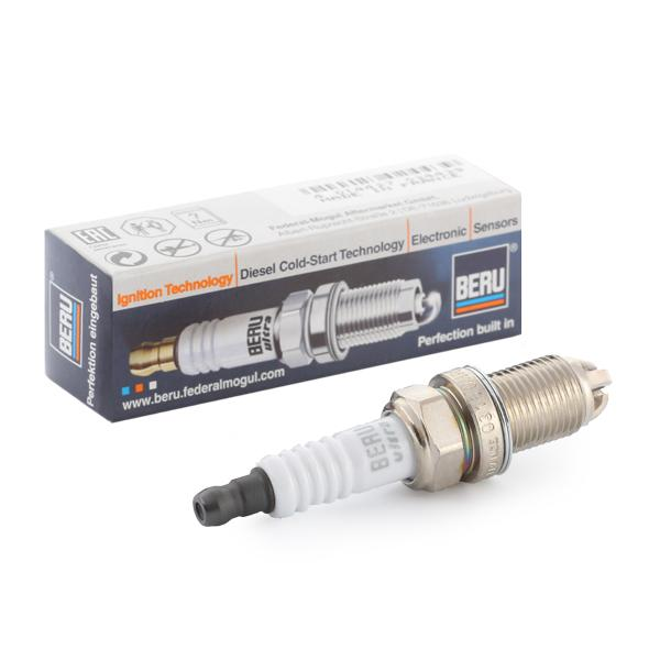 Achetez Pièces d'allumage BERU Z90 (Écart. électr.: 1mm, Filetage: M14x1,25) à un rapport qualité-prix exceptionnel