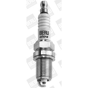 14F7DU0R BERU ULTRA Electrode Gap: 0,8mm, Thread Size: M14x1,25 Spark Plug Z13 cheap