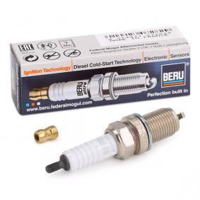 14F7DPUR02 BERU ULTRA Electrode Gap: 0,7mm, Thread Size: M14x1,25 Spark Plug Z188 cheap