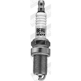 14F6DU0R BERU ULTRA Electrode Gap: 0,8mm, Thread Size: M14x1,25 Spark Plug Z23 cheap