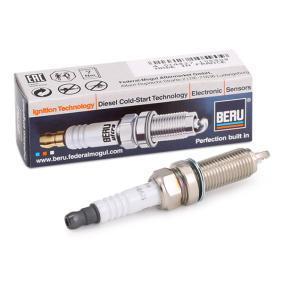 12VR8SE BERU ULTRA E.A.: 0,9mm, Gewindemaß: M12x1,25 Zündkerze Z243 günstig kaufen