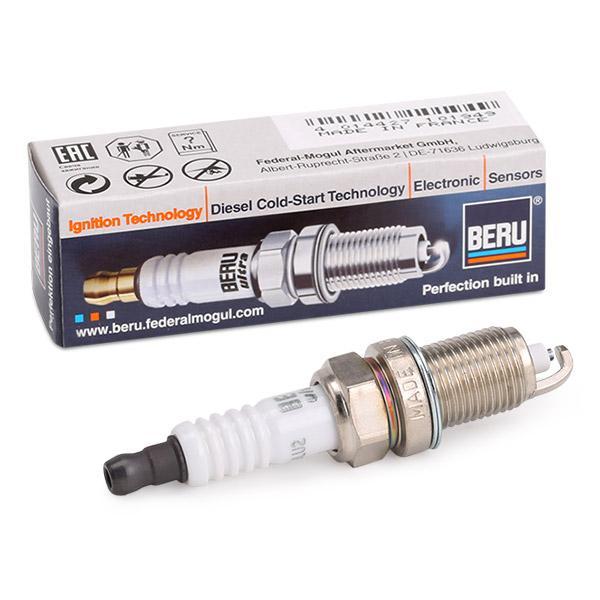 14FR8LU2 BERU ULTRA Electrode Gap: 0,9mm, Thread Size: M14x1,25 Spark Plug Z203 cheap