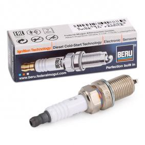 14FR7DU BERU ULTRA Electrode Gap: 0,8mm, Thread Size: M14x1,25 Spark Plug Z15 cheap