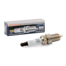 14FR7DUX BERU ULTRA Electrode Gap: 1,1mm, Thread Size: M14x1,25 Spark Plug Z16 cheap