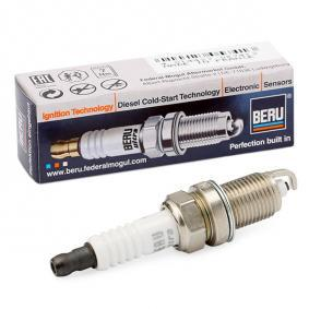 14FR7LUX BERU ULTRA Electrode Gap: 1,1mm, Thread Size: M14x1,25 Spark Plug Z158 cheap