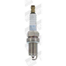 14FR5DPUX BERU ULTRA Electrode Gap: 1mm, Thread Size: M14x1,25 Spark Plug Z130 cheap