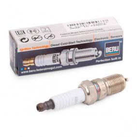 14KR7DU BERU ULTRA Electrode Gap: 0,7mm, Thread Size: M14x1,25 Spark Plug Z95 cheap