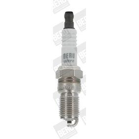 14KR6DU BERU ULTRA Electrode Gap: 0,7mm, Thread Size: M14x1,25 Spark Plug Z26 cheap