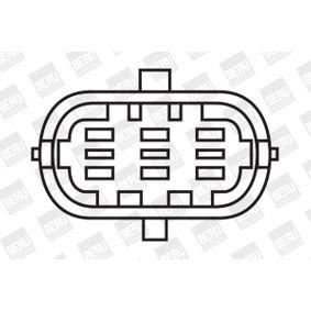 Moto BERU SAE-Kontaktfeder, Spark Spring Anschlussanzahl: 1 Zündspule ZS054 günstig kaufen