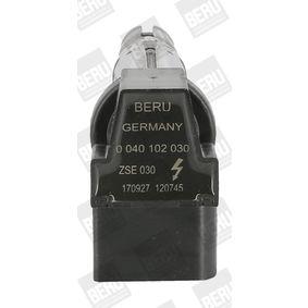 ZSE030 Zündspule BERU in Original Qualität