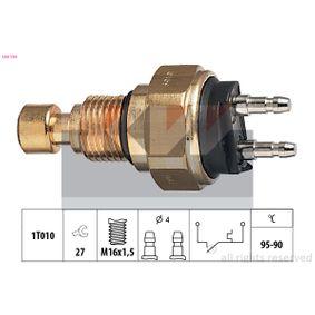 термошалтер, вентилатор на радиатора KW 550 139 купете и заменете