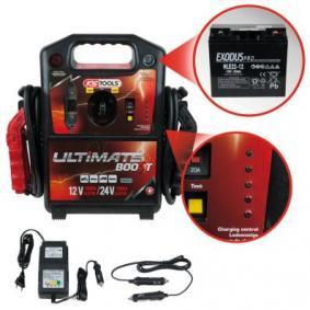 5501820 Batteri, starthjälp KS TOOLS 550.1820 Stor urvalssektion — enorma rabatter