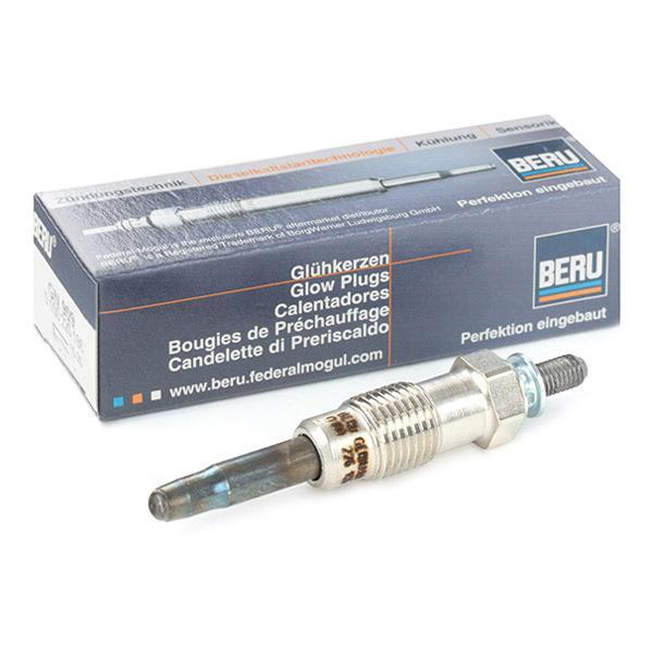 BERU   Подгревна свещ GN909