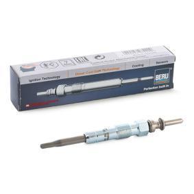Pirkti 0100266002 BERU ISS 5V bendras ilgis: 106,5mm, sriegio dydis: M10x1,0 Kaitinimo žvakė GE102 nebrangu