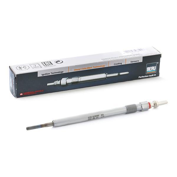 MERCEDES-BENZ GL 2011 Zündanlage & Glühanlage - Original BERU GE105 Gewindemaß: M8x1,0